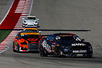 IMSA Continental Tire SportsCar Challenge<br /> Advance Auto Parts SportsCar Showdown<br /> Circuit of The Americas, Austin, TX USA<br /> Friday 5 May 2017<br /> 59, Ford, Ford Mustang, GS, Dean Martin, Jack Roush Jr<br /> World Copyright: Jake Galstad<br /> LAT Images