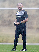 Getafe CF's coach Jose Bordalas during training session. August 1,2017.(ALTERPHOTOS/Acero) /NortePhoto.com