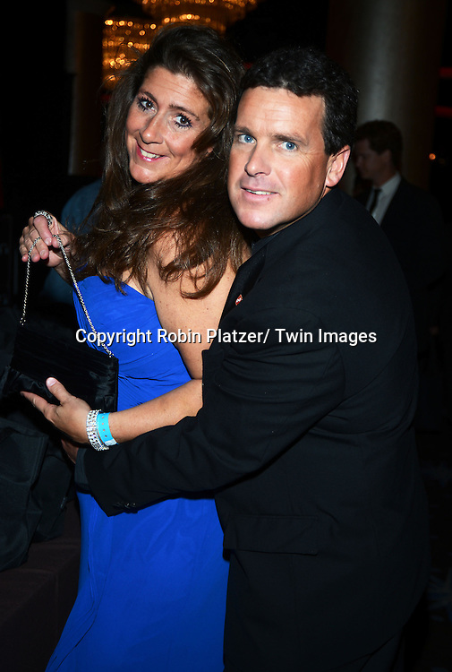 Valerie and Mike attends The 40th Annual Daytime Emmy Awards on<br />  June 16, 2013 at the Beverly Hilton Hotel in Beverly Hills, California.