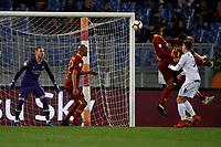 Juan Jesus of AS Roma makes an own goal for Empoli draw 1-1 <br /> Roma 11-3-2019 Stadio Olimpico Football Serie A 2018/2019 AS Roma - Empoli<br /> Foto Andrea Staccioli / Insidefoto