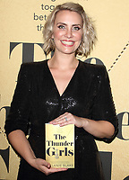 The Thunder Girls book launch party at The Court, Kingly Street, London on July 2nd 2019<br /> <br /> Photo by Keith Mayhew