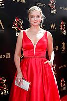 PASADENA - May 5: Martha Madison at the 46th Daytime Emmy Awards Gala at the Pasadena Civic Center on May 5, 2019 in Pasadena, California