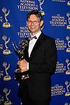 LOS ANGELES - JUN 20: Eddie Gribbin at The 41st Daytime Creative Arts Emmy Awards Gala in the Westin Bonaventure Hotel on June 20th, 2014 in Los Angeles, California