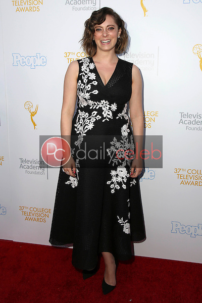 Rachel Bloom<br /> at the 37th College Television Awards, Skirball Cultural Center, Los Angeles, CA 05-25-16<br /> David Edwards/Dailyceleb.com 818-249-4998