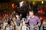 The Coronas perform on stage for Westfest 2014 last Saturday night in Newcastlewest
