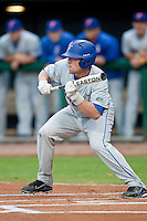 March 29, 2011:   Florida Gators outfielder Kamm Washington (14) prepares to bunt  during action between Florida Gators and Florida State Seminoles played at the Baseball Grounds of Jacksonville in Jacksonville, Florida.  Florida State defeated Florida 5-2............