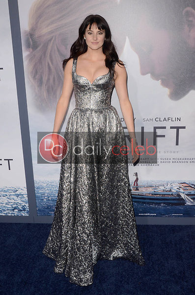 "Shailene Woodley<br /> at the ""Adrift"" World Premiere, Regal Cinemas L.A. Live, Los Angeles, CA 05-23-18<br /> David Edwards/DailyCeleb.com 818-249-4998"