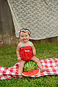 Lynlee J Baby Bee One year Session