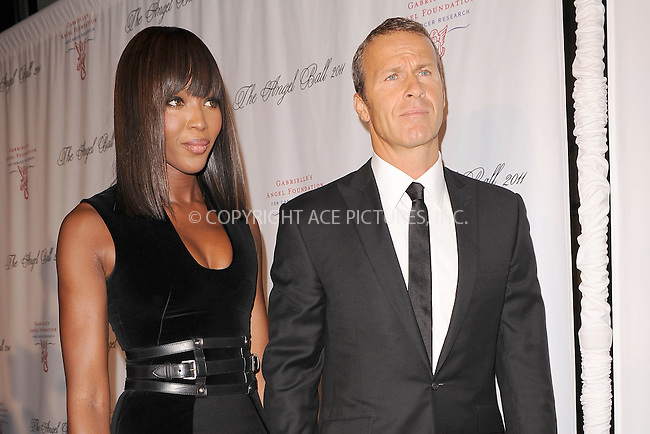 WWW.ACEPIXS.COM . . . . . .October 17, 2011...New York City...Naomi Campbell and Russian billionaire boyfriend, Vladimir Doronin attend the 2011 Angel Ball To Benefit Gabrielle's Angel Foundation at Cipriani Wall Street on October 17, 2011 in New York City.....Please byline: KRISTIN CALLAHAN - ACEPIXS.COM.. . . . . . ..Ace Pictures, Inc: ..tel: (212) 243 8787 or (646) 769 0430..e-mail: info@acepixs.com..web: http://www.acepixs.com .