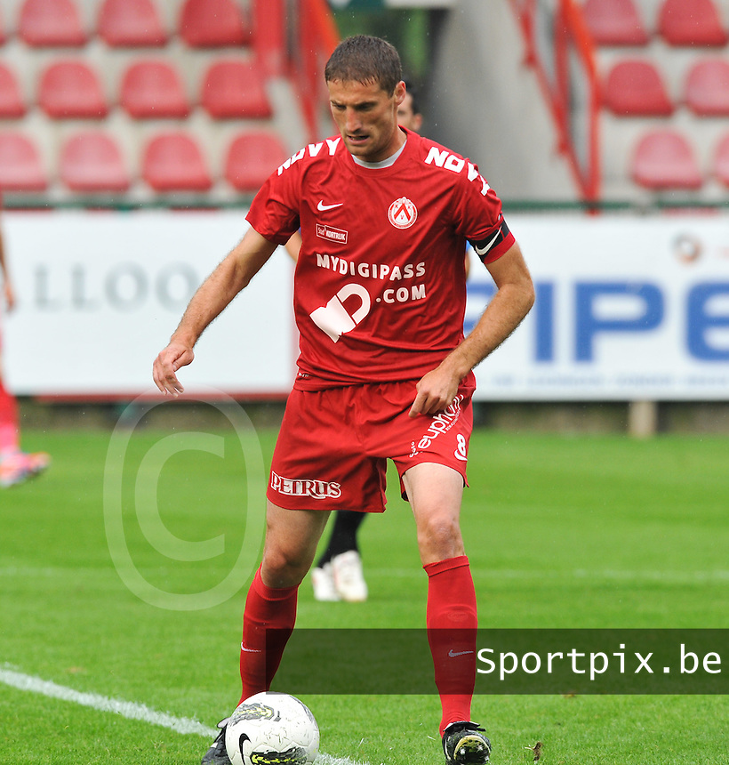 KV Kortrijk : Nebojsa Pavlovic.foto VDB / BART VANDENBROUCKE