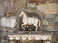 horse statue at Ravla Khempur