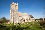 Parish church of Saint Mary, Somerleyton, Suffolk, England, UK