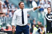 Leonardo Semplici coach of SPAL <br /> Torino 28/09/2019 Allianz Stadium <br /> Football Serie A 2019/2020 <br /> Juventus FC - SPAL <br /> Photo Image Sport / Insidefoto
