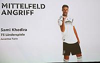 Sami Khedira (Juventus Turin) ist für den WM Kader nominiert - 15.05.2018: Vorläufige WM-Kaderbekanntgabe, Deutsches Fußballmuseum Dortmund