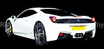 Ferrari 458  8th March 2012
