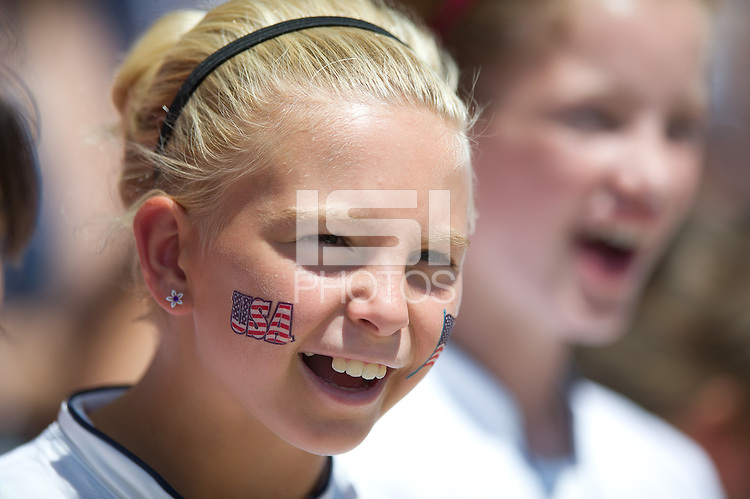 Sandy - Utah, Saturday, June 30, 2012: USWNT 2-1 over Canada in an international friendly.