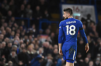 Olivier Giroud of Chelsea <br /> Londra 10-03-2018 Premier League <br /> Chelsea - Crystal Palace<br /> Foto PHC Images / Panoramic / Insidefoto <br /> ITALY ONLY