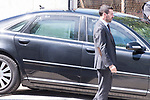 President of Government of Spain Mariano Rajoy depart of National Audience to testify in 'Gurtel Plot' at San Fernando de Henares in Madrid, July 26, 2017. Spain.<br /> (ALTERPHOTOS/BorjaB.Hojas)