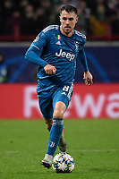 Aaron Ramsey Juventus <br /> Moscow 06-11-2019 Stadion Lokomotiv <br /> Football Champions League 2019/2020 Group D  <br /> Lokomotiv Moscow - Juventus <br /> Photo Federico Tardito / Insidefoto