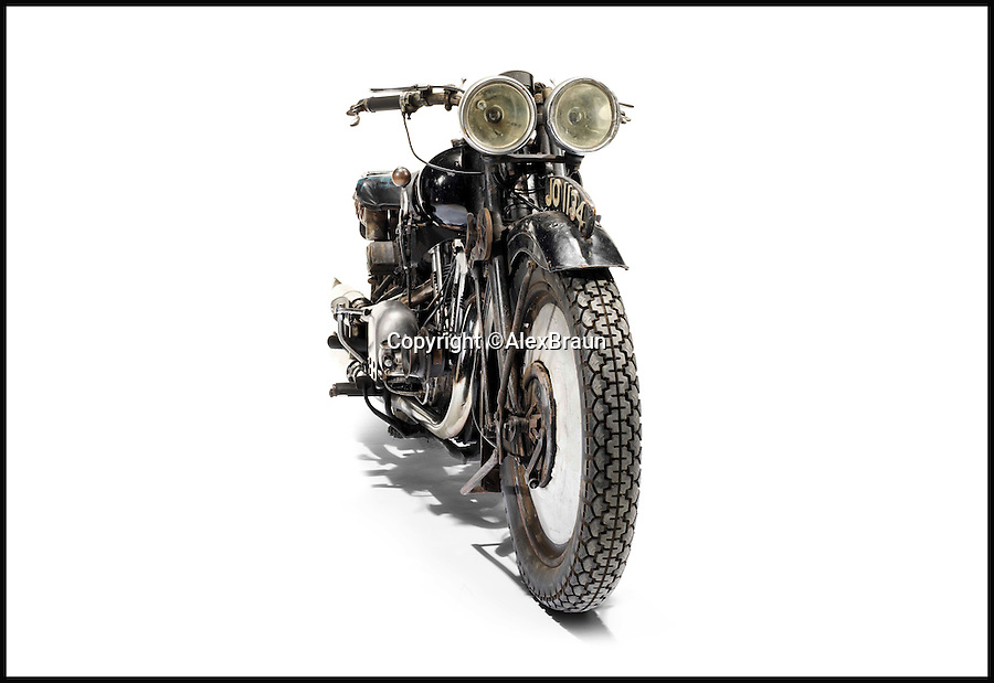BNPS.co.uk (01202 558833)<br /> Pic: AlexBraun/Bonhams/BNPS<br /> <br /> Untouched gem to sell for £100,000.<br /> <br /> A motorbike owner is set to make a fortune after putting a vintage machine he bought for just £200 up for sale for a staggering £100,000.<br /> <br /> Glyn Chambers snapped up the 1930 Brough Superior in the 70s when the market for old pre-war bikes was at rock bottom - and he was so hard-up at the time he came to a gentlemen's agreement with its previous owner to pay off the agreed sum at £5 a month.<br /> <br /> But savvy Mr Chambers has patiently watched demand for vintage British bikes grow over the past 40 years and his stunning two wheeler is now worth 500 times what he paid for it.<br /> <br /> Amazingly the bike has remained untouched for 85 years with not a single part of it ever being replaced or restored.<br /> <br /> Mr Chambers has now put the highly sought-after Brough up for sale - and experts say collectors are willing to fork out as much as £100,000 to get their hands on the treasured bike.