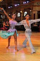 Blacpool Danca Festival is the most famous event among dance competiptions held in Empress Ballroom Wintergardens, Blacpool, United Kingdom. Friday, 28. May 2010. ATTILA VOLGYI<br /> Published on DanceSport Info do not copy!