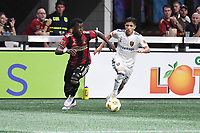 Atlanta, GA - Atlanta United maintained the lead in the race for the 2018 Supporters Shield, defeating Real Salt Lake, 2-0, at Mercedes-Benz Stadium.