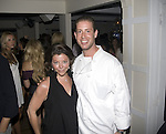 Kristen Manolis  and Seth Levine attend Angel Wings Foundation Dinner & Silent Auction Hosted by Founder Jessica White at GEORGICA RESTAURANT & LOUNGE, Wainscott-East Hampton, 5/30/10