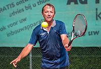 Etten-Leur, The Netherlands, August 26, 2017,  TC Etten, NVK, Felix Boerma (NED)<br /> Photo: Tennisimages/Henk Koster