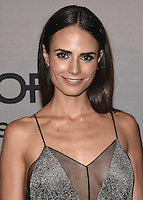 LOS ANGELES - OCTOBER 24:  Jordana Brewster at the 2nd Annual InStyle Awards at The Getty Center on October 24, 2016 in Los Angeles, California.Credit: mpi991/MediaPunch