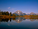 Mount Moran and Snake River, Grand Teton National Park, Jackson,  Wyoming John offers private photo tours in Grand Teton National Park and throughout Wyoming and Colorado. Year-round.