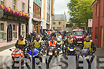 POKER: The Poker Motor Cycle Club who took off from Sean Ogs Bar, and Accomadation Bridge Street, Tralee on Sunday on a riong of Kerry Motor Cycle for RNLI.....
