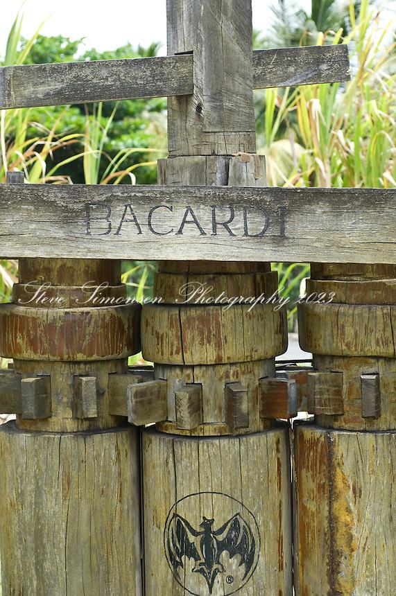 Bacardi Factory<br /> Puerto Rico