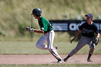 04 July 2010: Cougars Montigny, little league, championnat Cadets, Ronchin, France.