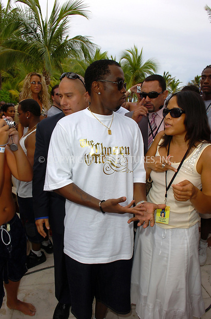 "WWW.ACEPIXS.COM . . . . .  ....MIAMI, AUGUST 24, 2005....Sean ""Diddy"" Combs attends the official opening of  'Hotel MTV.'....Please byline: DJAMILLA COCHRAN-ACE PICTURES.... *** ***..Ace Pictures, Inc:  ..Craig Ashby (212) 243-8787..e-mail: picturedesk@acepixs.com..web: http://www.acepixs.com"