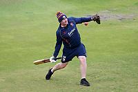 Essex head coach Anthony McGrath during Warwickshire CCC vs Essex CCC, Specsavers County Championship Division 1 Cricket at Edgbaston Stadium on 11th September 2019