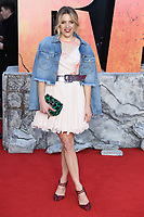 """Olivia Cox arriving for the """"Rampage"""" premiere at the Cineworld Empire Leicester Square, London, UK. <br /> 11 April  2018<br /> Picture: Steve Vas/Featureflash/SilverHub 0208 004 5359 sales@silverhubmedia.com"""