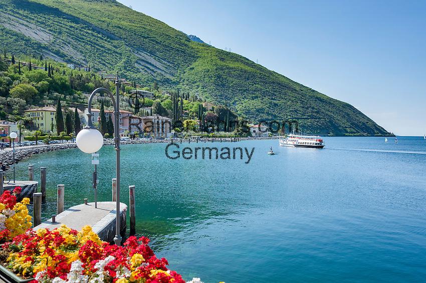 Italy, Trentino, Lake Garda, Torbole | Italien, Trentino, Gardasee, Torbole