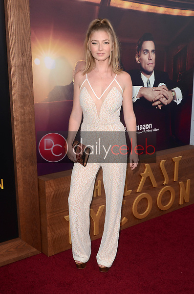 """Diana Hopper<br /> at """"The Last Tycoon"""" Red Carpet Premiere Screening, Harmony Gold Theater, Los Angeles, CA 07-27-17<br /> David Edwards/DailyCeleb.com 818-249-4998"""