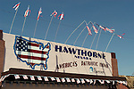 Hawthorne is on the upswing and is promoting itself as America's Patriotic Home.