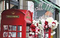 FEB 6 Call Me Love Valentines Display