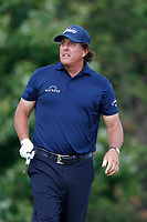 Phil Mickelson (USA) tees off on the 15th hole during the second round of the 118th U.S. Open Championship at Shinnecock Hills Golf Club in Southampton, NY, USA. 15th June 2018.<br /> Picture: Golffile | Brian Spurlock<br /> <br /> <br /> All photo usage must carry mandatory copyright credit (&copy; Golffile | Brian Spurlock)