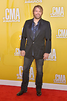 NASHVILLE, TN - NOVEMBER 1: James Otto on the Macy's Red Carpet at the 46th Annual CMA Awards at the Bridgestone Arena in Nashville, TN on Nov. 1, 2012. © mpi99/MediaPunch Inc. ***NO GERMANY***NO AUSTRIA*** .<br />