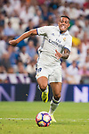 Real Madrid's player Mariano Diaz Mejia during a match of La Liga Santander at Santiago Bernabeu Stadium in Madrid. August 27, Spain. 2016. (ALTERPHOTOS/BorjaB.Hojas)