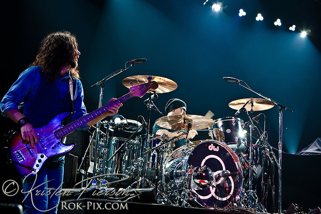 Jason Bonham's Led Zeppelin Experience perform at Mohegan Sun Arena July 4 2013
