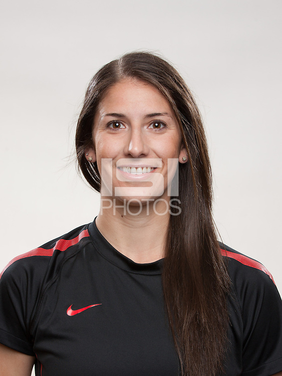 Women's National Team Portraits, Friday, Feb. 11, 2013