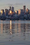 Rowing, Seattle, 2019, Tail of the Lake, Lake Union, Washington State, USA, regatta, head race, Gas Works Park, October 6 2019,