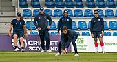 Scotland V Sri Lanka 2nd One Day International at Grange CC, Edinburgh - fielding practice - Calum MacLeod - picture by Donald MacLeod - 21.05.19 - 07702 319 738 - clanmacleod@btinternet.com - www.donald-macleod.com