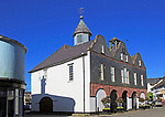 Historic Courthouse former market sixteenth century building, Kinsale, County Cork, Ireland, Irish Republic