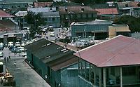 Scene near the seaport in Port-Au-Prince, Haiti, 1981.  (Photo by Edward Cleary/www.bcpix.com)