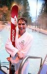 Joanna Blanchard<br /> Revelstoke Pool, Sutton Place Hotel